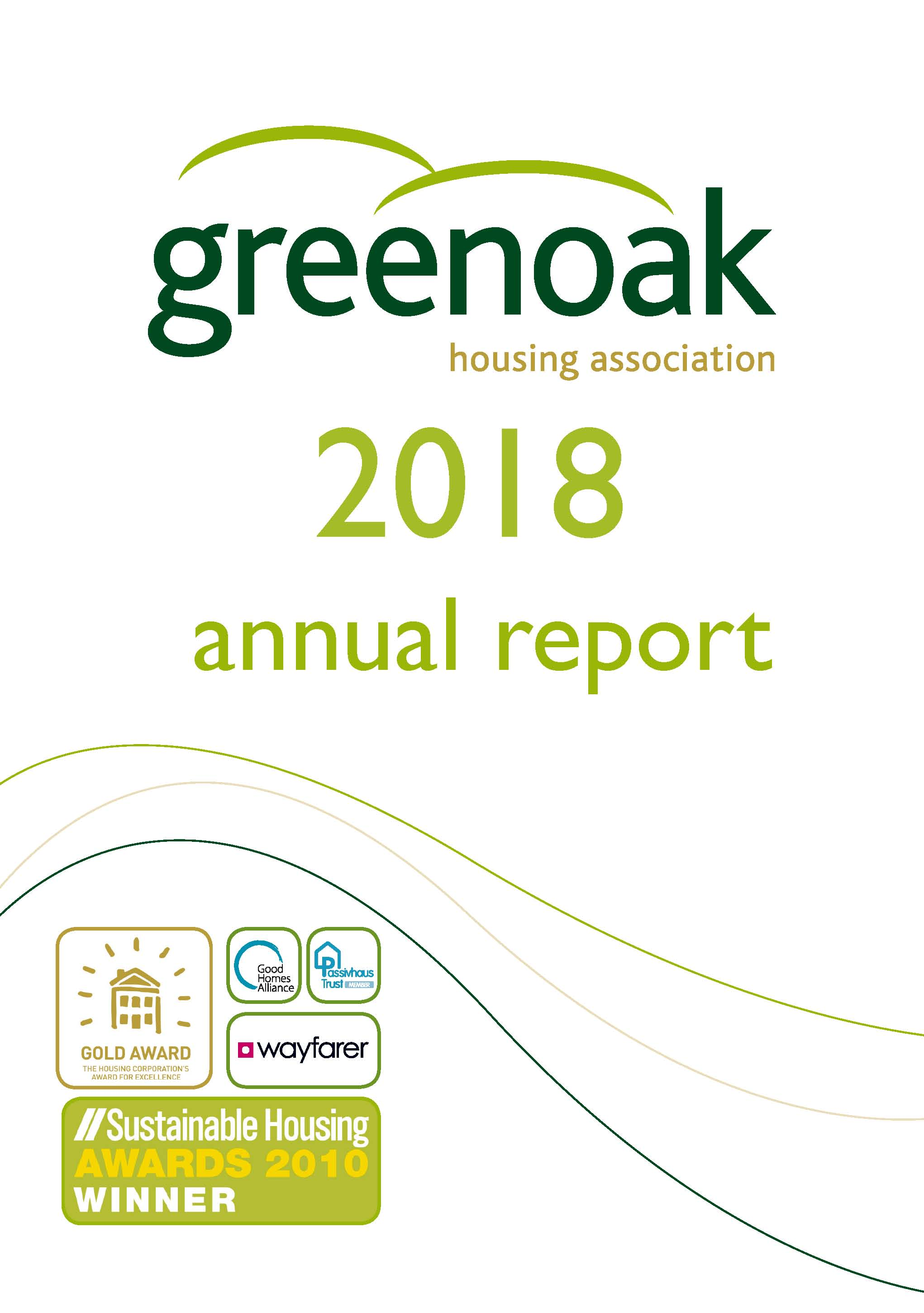 annual report accnts 2018 cover